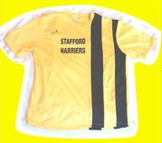 Harriers kit